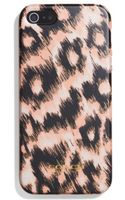 Coach Madison Iphone 5 Case in Metallic Ocelot Print - Lyst
