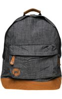 Mi-pac The Denim Backpack - Lyst