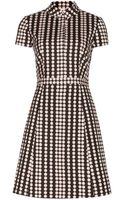 Tory Burch Wilda Cotton Dress - Lyst