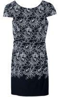 Tibi Embroidery Eyelet Dress - Lyst