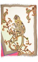 Etro Paisley Monkey Scarf Multicolor - Lyst