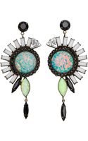 Lionette Mandela Earrings - Lyst