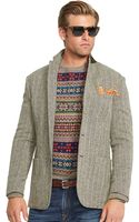 Polo Ralph Lauren Morgan Herringbone Sport Coat - Lyst