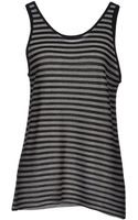 T By Alexander Wang Top - Lyst
