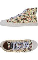 Gienchi High-tops  Trainers - Lyst