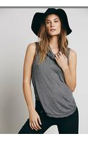 Free People We The Free Timbler Tank - Lyst