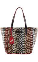 Diane Von Furstenberg Readytogo Printed Tote Bag - Lyst