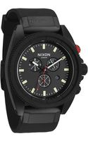 Nixon The Rover Chrono Watch - Lyst