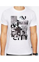 Izzue T-Shirt with Photo Print - Lyst