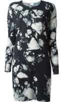 Lala Berlin Kira Ice Print Dress - Lyst