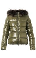 Duvetica Adhara Quilted Down Jacket - Lyst