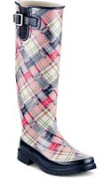 Sperry Top-sider Womens Pelican Tall Rain Boots - Lyst