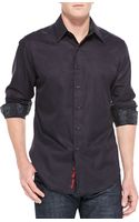 Robert Graham Pyramid Tonalpaisley Jacquard Shirt - Lyst