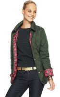 C. Wonder Quilted Nylon Barn Jacket - Lyst
