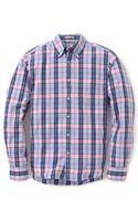 Gant Rugger Slub Madras Shirt - Lyst