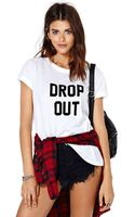 Nasty Gal Minkpink Drop Out Tee - Lyst