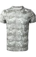 Moncler W T- Shirt - Lyst