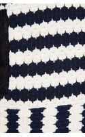 Greylin Trina Striped Knit Cardigan - Lyst
