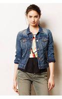 J Brand Classic Denim Jacket - Lyst