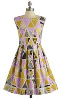 Dear Creatures, Inc. Handsome Prints Dress - Lyst