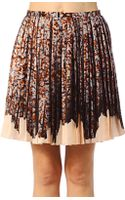 Cacharel Mini Skirt - Lyst