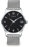 Movado Circa191 Stainless Steel Watch - Lyst