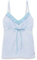 Tommy Hilfiger Chambray Dot Sleep Cami - Lyst