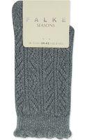 Falke Lurex Glitter Socks - Lyst