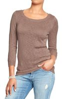 Old Navy Crewneck Sweaters - Lyst