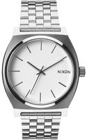 Nixon Time Teller White Watch - Lyst