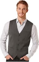 Perry Ellis Microsquare Vest - Lyst