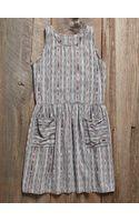 Free People Vintage Woven Baja Dress - Lyst