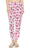 Tori Praver Swimwear Ashwood Pants - Casablanca Seashell - Lyst