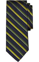 Brooks Brothers Textured Tie - Lyst