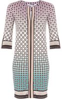 Diane Von Furstenberg Rose Dress - Lyst