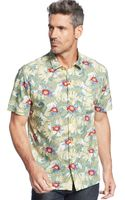 Tommy Bahama Redrock Floral Shirt - Lyst