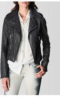 True Religion Moto Womens Jacket - Lyst
