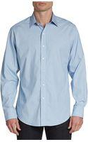 Robert Graham Classic Fit Hairlinestriped Sport Shirt - Lyst
