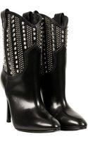 Saint Laurent Debbie Boots - Lyst