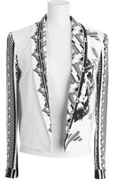 Anthony Vaccarello X Versus Versace Jacket - Lyst