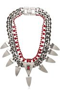 Mawi Deco Prism Necklace - Lyst