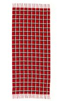 Marc By Marc Jacobs Toto Plaid Scarf - Cambridge Red Multi - Lyst