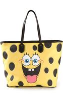 Moschino Spongebob Shopper - Lyst