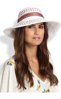 Missoni Mare Wide-brim Hat - Lyst
