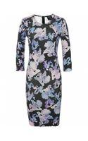 McQ by Alexander McQueen Iris Sleeve Dress - Lyst