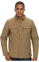 Penfield Loring Down Insulated Shirt - Lyst