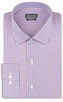 Kenneth Cole Reaction Check Dress Shirt - Lyst