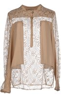 By Malene Birger Blouse - Lyst
