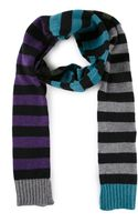 Paul Smith Knit Scarf - Lyst