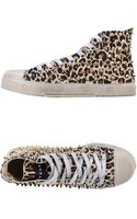 Gienchi Hightops Trainers - Lyst